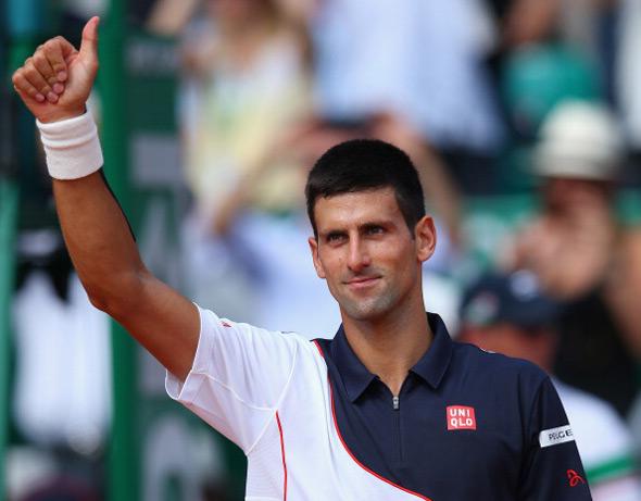 Novak rutinski do osmine finala u Monaku