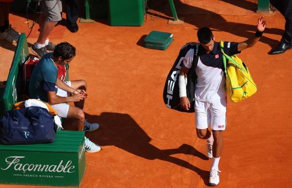 Novak poražen u polufinalu Monte Karla