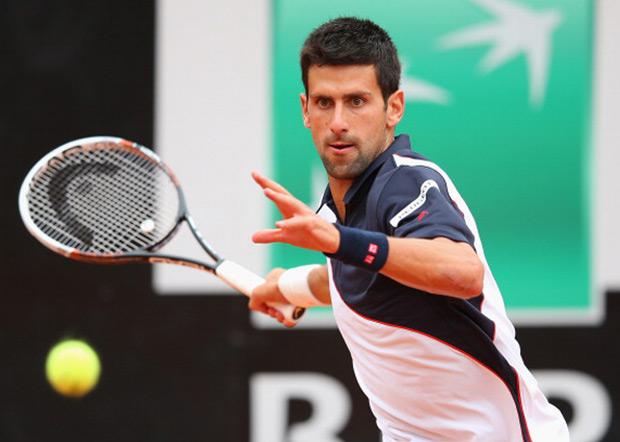 Novak nikada do sada na Masters turniru u Rimu nije izgubio meč pre četvrtfinala.