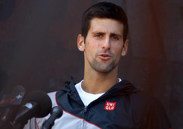 Novak: Znam kako do broja 1!