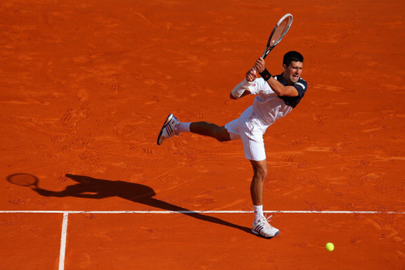 Novak Djokovic Back In Rome