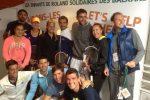 Novak i kolege na Filip Šatrijeu igrali za ugrožene
