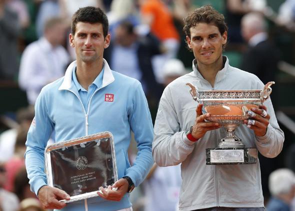 Poraz Novaka u finalu Rolan Garosa