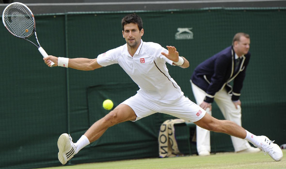 Vimbldon: Novak protiv Golubjeva u 1. kolu (ponedeljak)