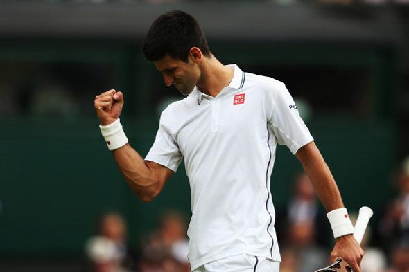Pobeda Novaka nad Štepanekom za plasman u treće kolo Vimbldona