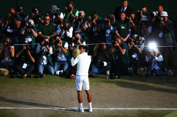 ATP lista: Novak i zvanično svetski reket broj 1!