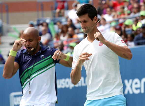 "Novak učestvovao na 19. ""Arthur Ashe Kids' Day""-u"