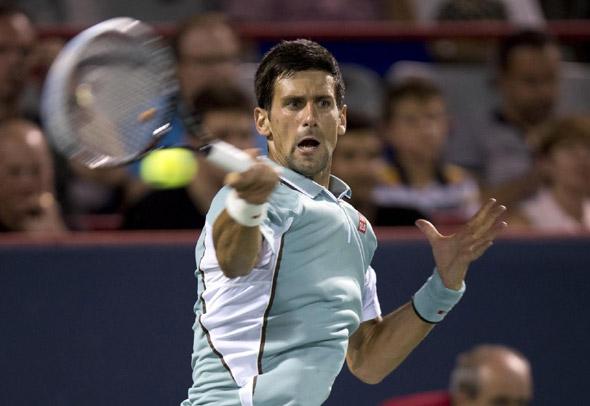 Novak prvi nosilac na Rodžers kupu u Torontu