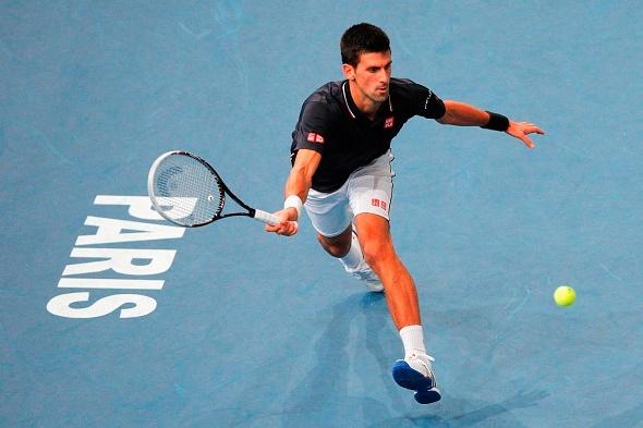 Pobeda Novaka u drugom kolu Pariza
