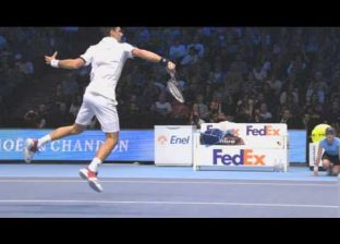 Novak Djokovic - Legenda ATP World Tour Finala