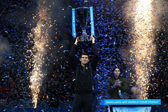ATP World Tour finale: Nole u grupi A sa Vavrinkom, Berdihom i Čilićem!