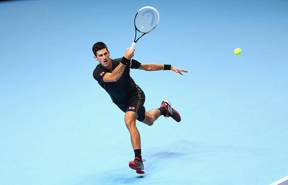 Novak ekspresno do prve pobede u Londonu!