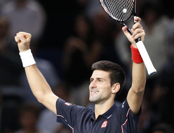 Novak protiv Raonića u finalu Pariza!