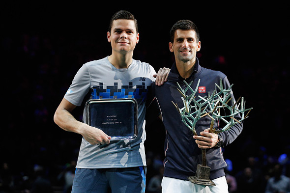 Nole srušio Raonića za 600. pobedu u karijeri i treću titulu u Parizu!