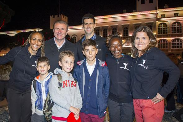 Novak učestvovao u dobrotvornoj akciji u Monte Karlu