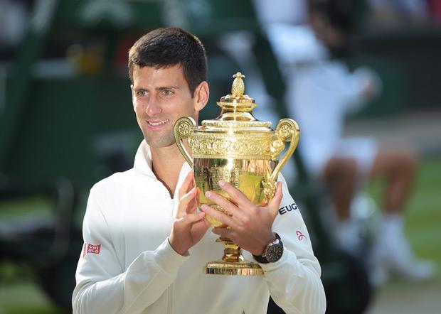 Novak je jedan od četvorice tenisera koji su osvajali priznjanje za ITF šampiona četiri i više puta...