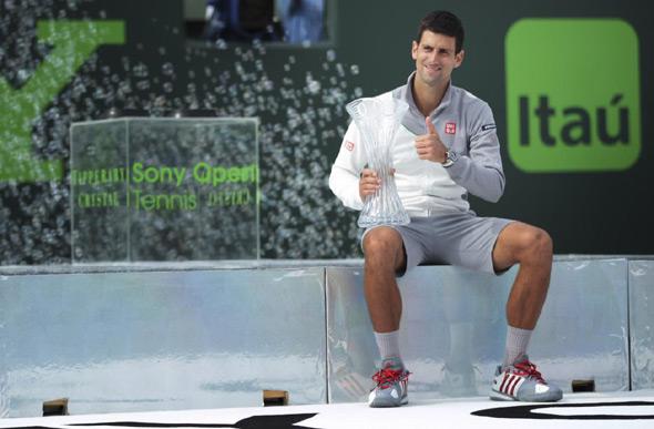 Novak nominovan za sportistu godine u izboru Sportske Akademije SAD