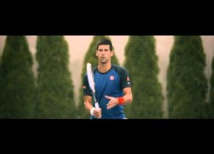 Novak Djokovic Shaped by Jelena