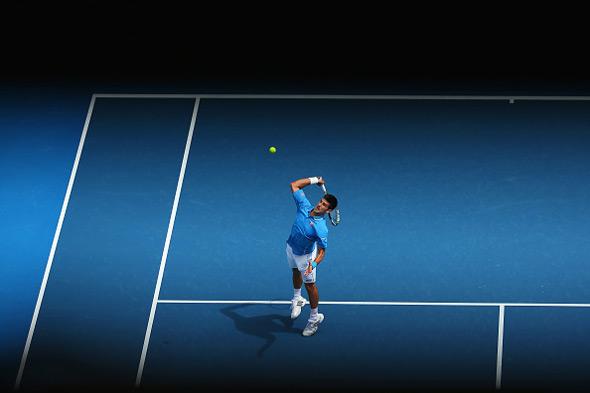 Novak srušio i Raonića, u polufinalu protiv Vavrinke