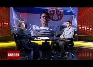 Svedok: Novak Đoković