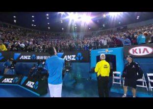 Australijen Open 2015. (Meč lopta)
