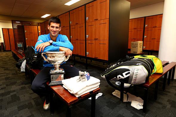 ATP lista: Novak se učvrstio na tronu