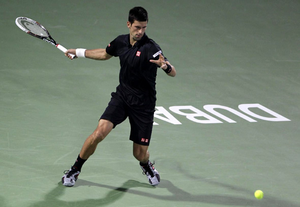 Noletov pohod na petu titulu u Dubaiju