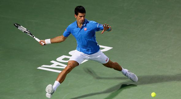 Novak protiv Golubjeva izborio plasman u četvrtfinale