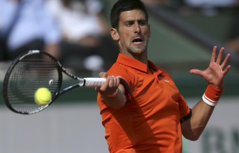 roland garros 2015 novak djokovic. Black Bedroom Furniture Sets. Home Design Ideas