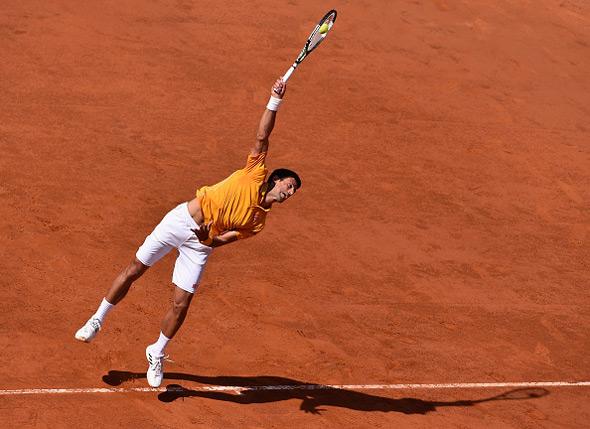 Sjajni Novak na korak od odbrane titule u Rimu