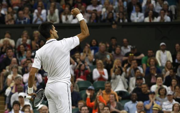 Vimbldon: Novak protiv Kolšrajbera u uvodnom meču