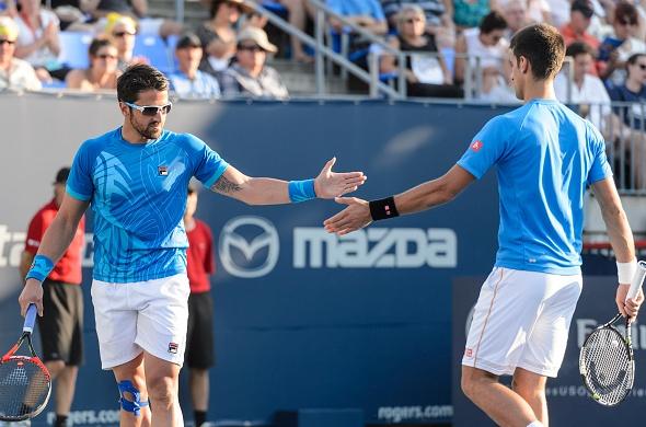 Novak u četvrtom finalu Rodžers kupa!