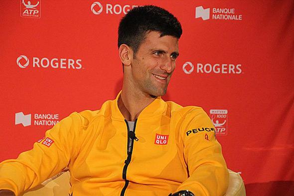 Novak bolji od Belučija (6:3, 7:6)