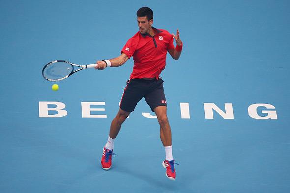 Novak ubedljiv protiv Bolelija - 6:1, 6:1