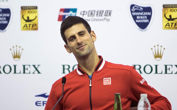 Novak rutinski do osmine finala Šangaja
