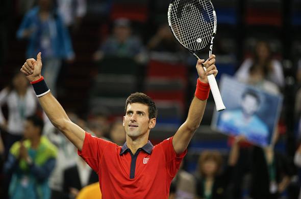 Novak preko Tomića (7:6, 6:1) do polufinala Mastersa u Šangaju