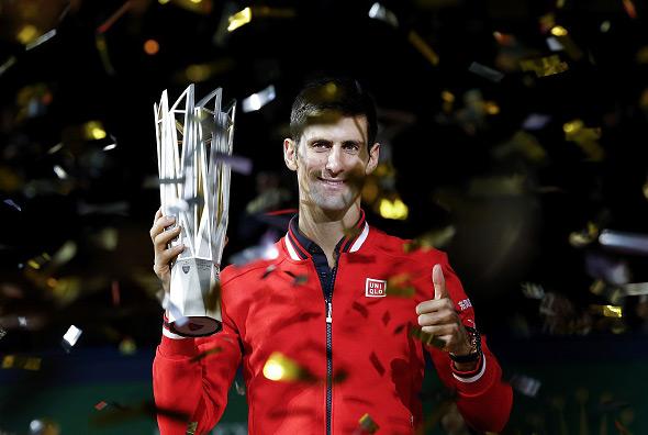 Šangajsko popodne i 25. Masters titula za Novaka!