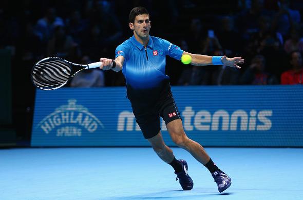 Novak fenomenalan na startu završnog turnira u Londonu