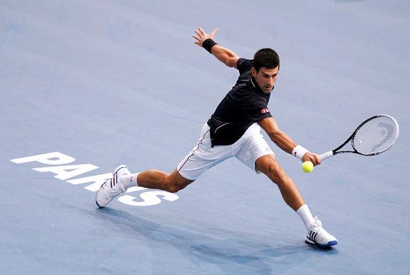Novak preko Belučija do osmine finala Pariza