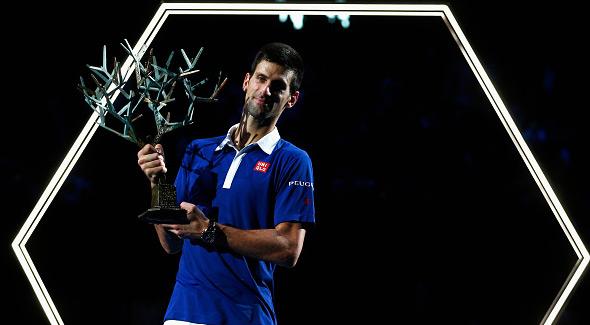 Neuništiv: Novak osvojio rekordnu šestu Masters titulu u sezoni!