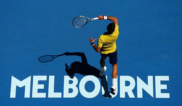 Novak prejak za Čunga u 1. kolu Otvorenog prvenstva Australije