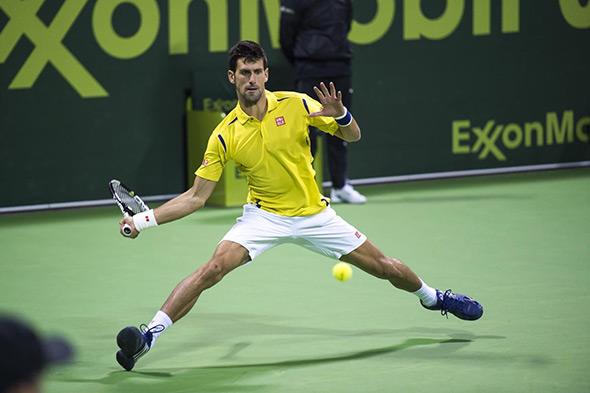 Novak preko Berdiha do finala Dohe protiv Rafe