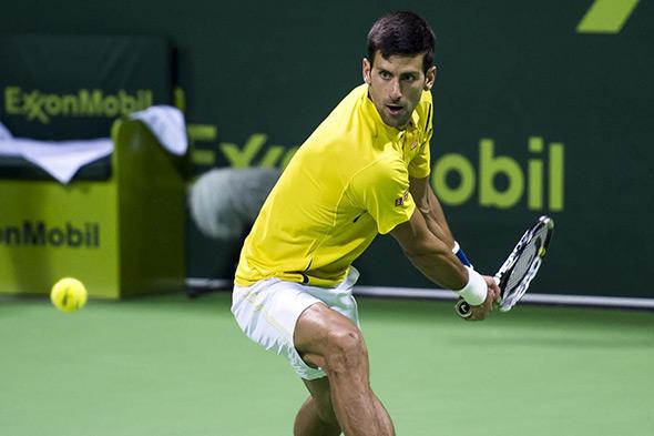 Novak među četiri najbolja u Dohi!