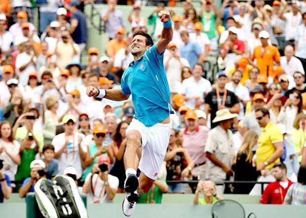 Odbranom titule u Majamiju Novak je oborio rekord po broju osvojenih Masters turnira (28)...