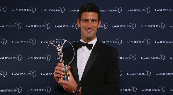 Laureus izabrao Novaka za najboljeg sportistu sveta!