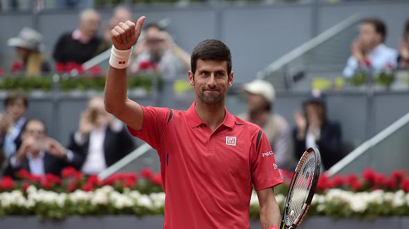 Novak savladao Raonića i izborio plasman u polufinale Madrida