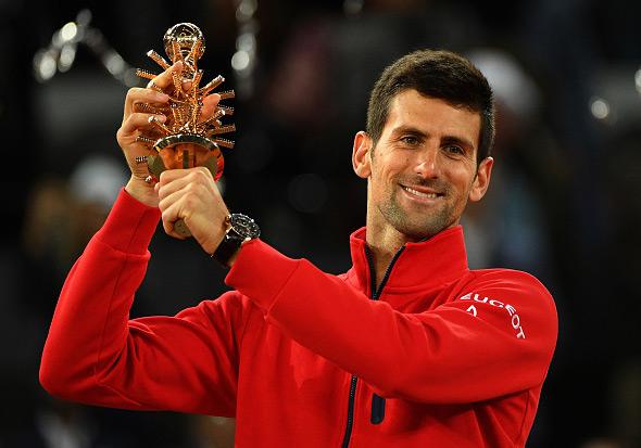 Nole je vladar Madrida i novi Masters rekorder!