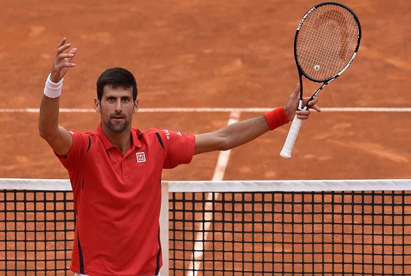 Novak protiv Mareja za peti trofej u Rimu!