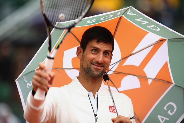 Novak jači od Bautiste i kiše, čeka rivala u četvrtfinalu Rolan Garosa