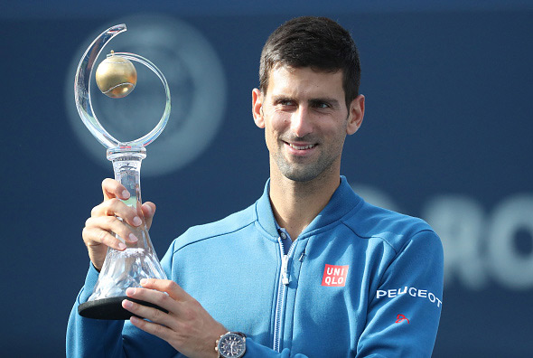 Unstoppable Novak Clinches 30th Atp World Tour Masters 1000 Title